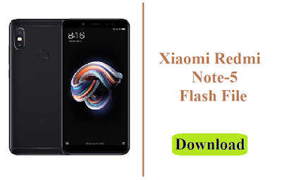 Xiaomi-redmi-note-5-flash-file-download