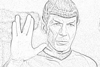 Star Trek coloring.filminspector.com