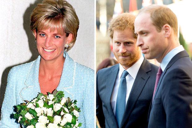 20 ΧΡΟΝΙΑ μετά! Οι πρίγκιπες Ουίλιαμ και Χάρι θα στήσουν άγαλμα για την πριγκίπισσα του ΛΑΟΥ  Νταϊάνα! Τι δήλωσαν για τον θάνατο της μητέρας τους! (ΦΩΤΟ