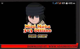 Mini Moba 3V3 Offline Apk