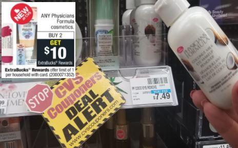 Physicians Formula CVS Coupon Deal