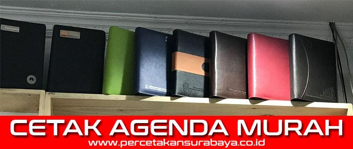 cetak agenda surabaya