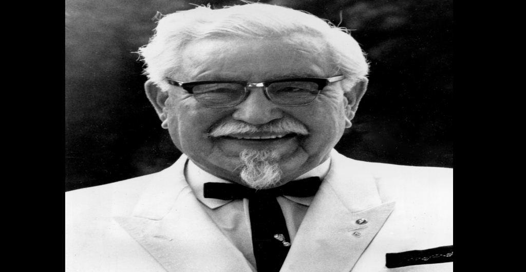 Kisah Sukses Harland Sanders, Pendiri Restoran KFC
