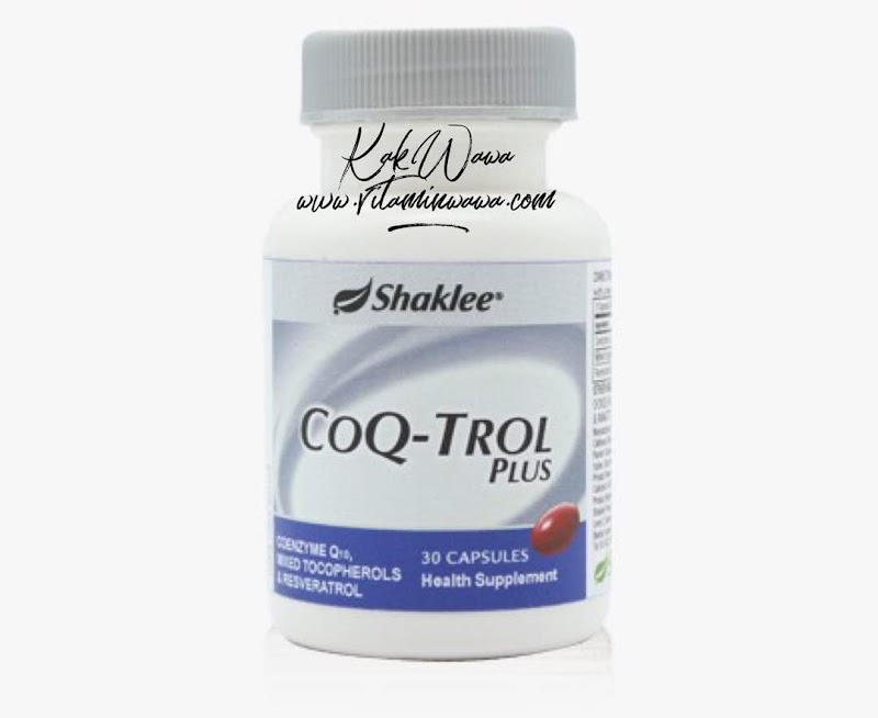 Kandungan Dan Kebaikan CoQ10 Shaklee