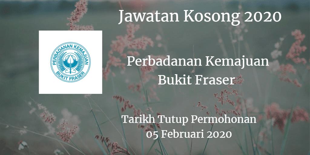 Jawatan Kosong PKBF 05 Februari 2020