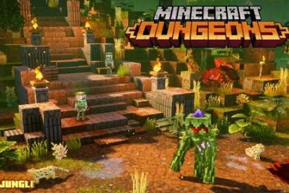 Minecraft Dungeons: Cara Membuka Level Rahasia Dingy Jungle