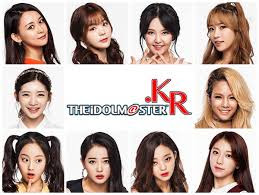 Lyric : Real Girls Project - Memories (OST. The Idolmaster KR)