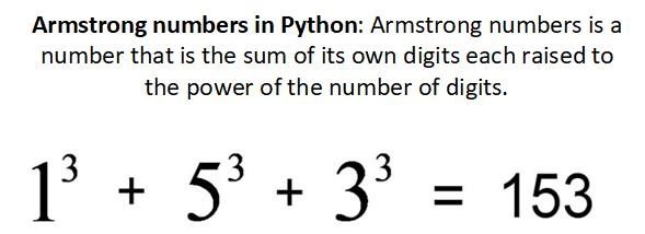 Python Program to Check Armstrong Number using while loop