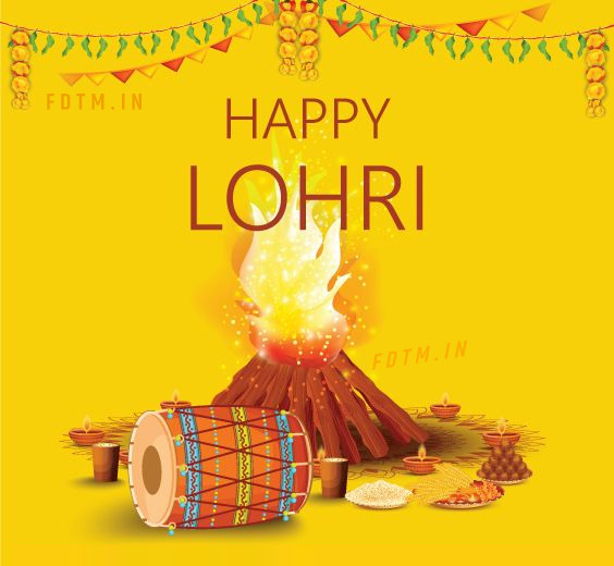 Latest Lohri Wallpapers Free Download