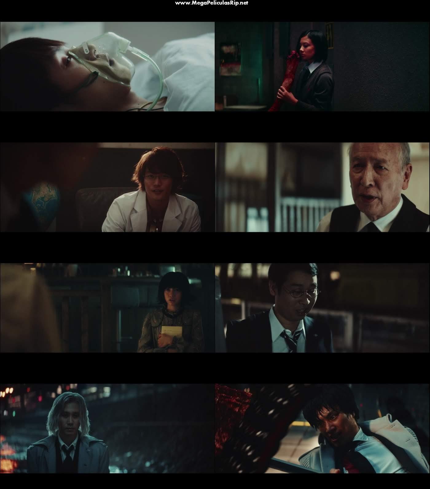Tokyo Ghoul 1080p Latino
