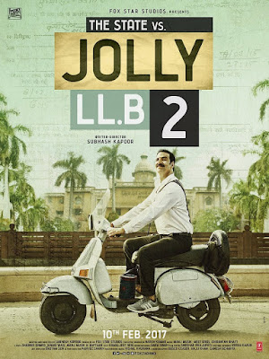 Jolly LLB 2 2017 Hindi DVDScr 700mb (Audio Cleaned)