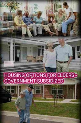 Housing Options For Elders