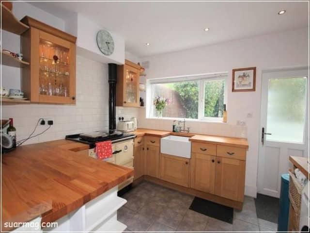 مطابخ خشب 32 | Wood kitchens 32