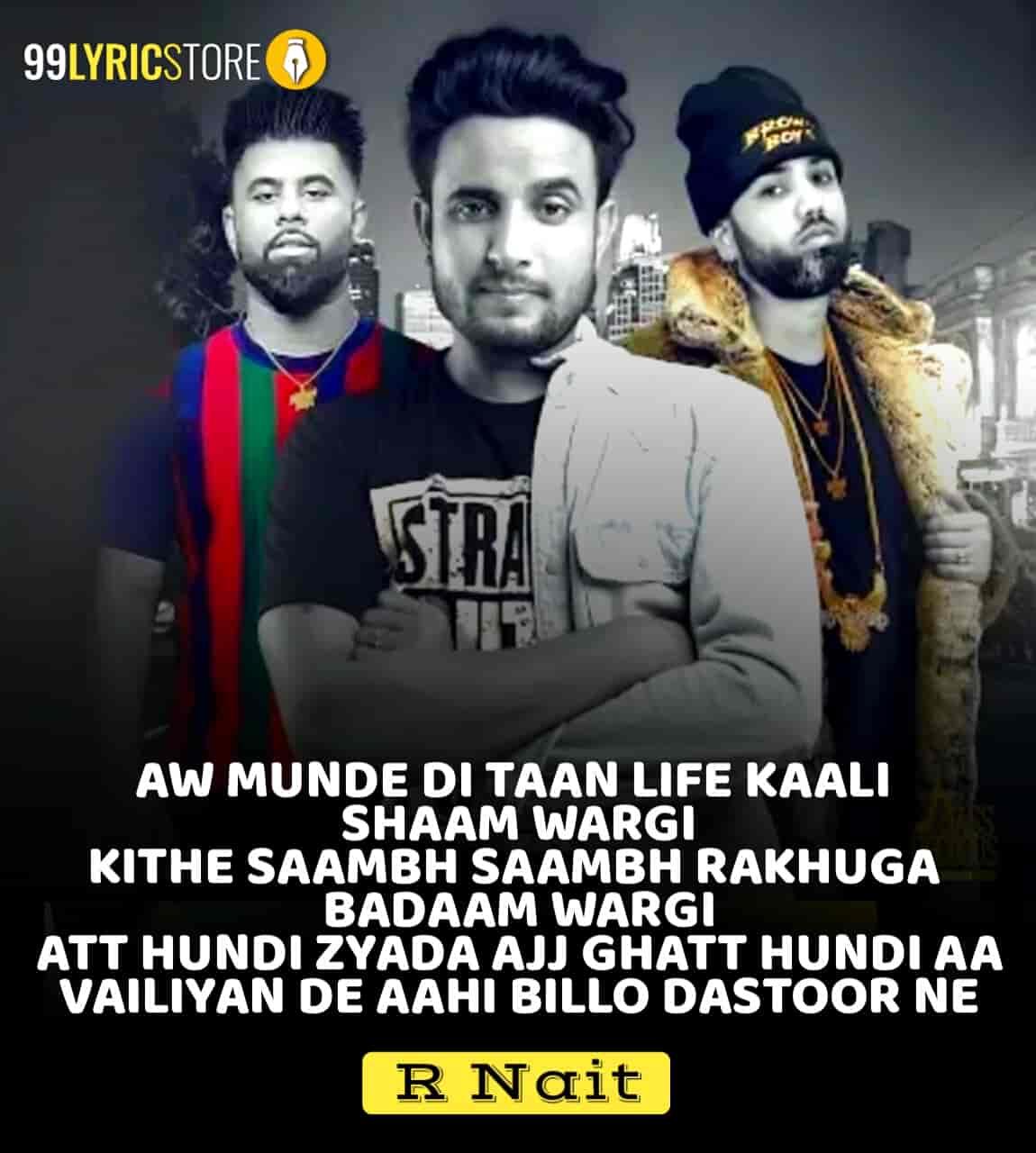 Red Battiyaan Punjabi Song Sung by R Nait Ft. Sunny Malton