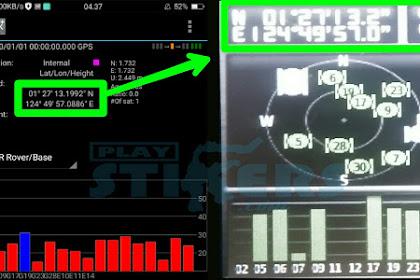 Inilah Aplikasi GPS Untuk Android Dengan Titik Koordinat yang Akurat