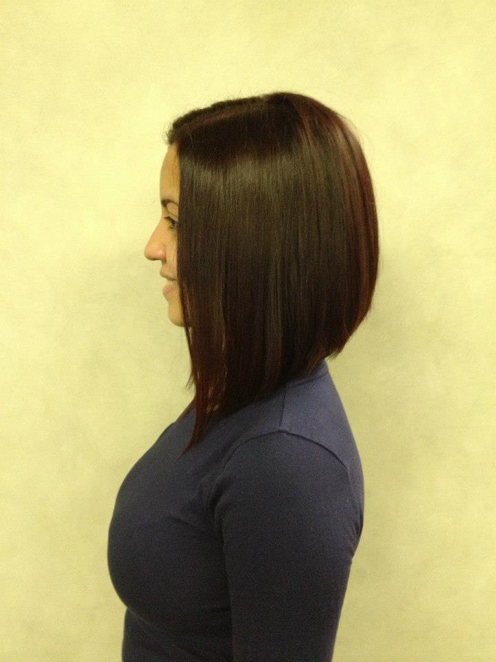 Cove Hair Salon Graduated Bob Hair Style
