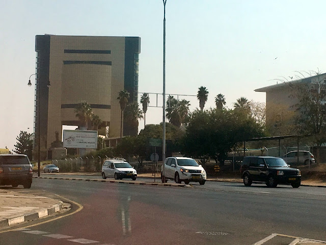 que ver en Windhoek la capital de Namibia