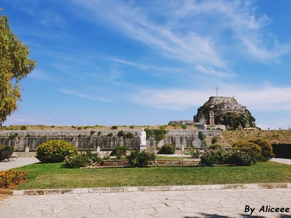 obiectiv-turistic-Corfu-Fortareata-impresii