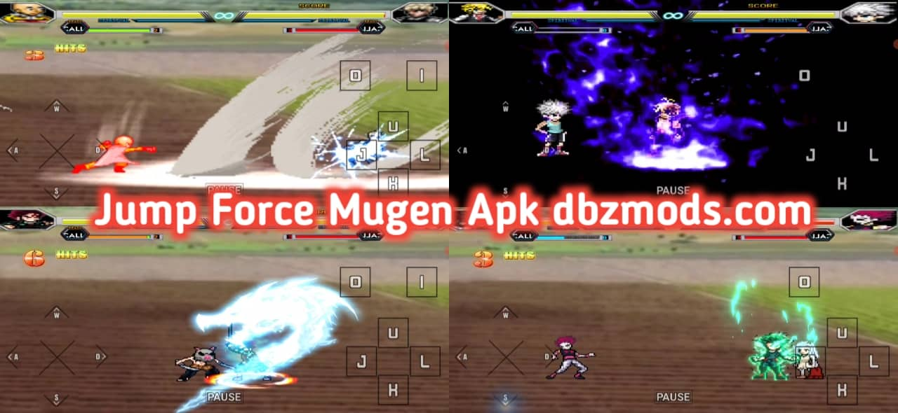 Jump Force Mugen Apk For Android download