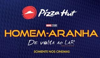 Cadastrar Promoção Pizza Hut Itaucard 2017 Homem Aranha