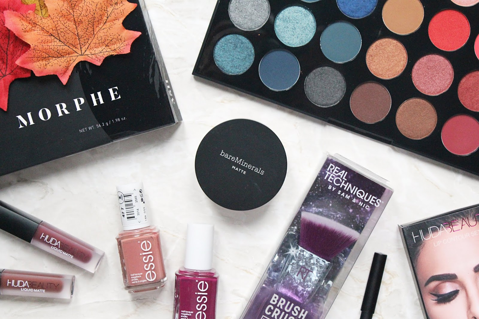 Transitioning My Makeup for Autumn with Fragrance Direct