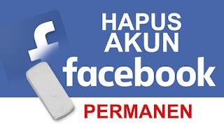Tutup Akun Facebook