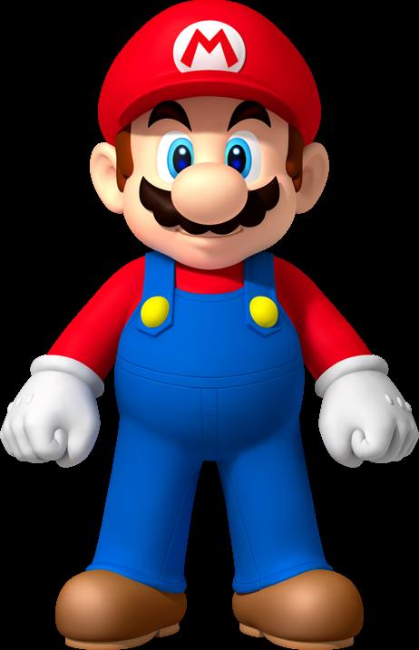 Imagenes De Personajes De Mario Imagenes Y Dibujos Para Imprimir