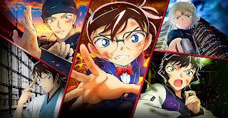Hellominju.com: 名探偵コナン 劇場版『緋色の弾丸』   Detective Conan   Hello Anime !