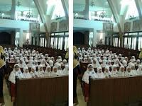 Heboh! Siswa-siswi SD Anak-anak Muslim Diajak ke Gereja Belajar Toleransi