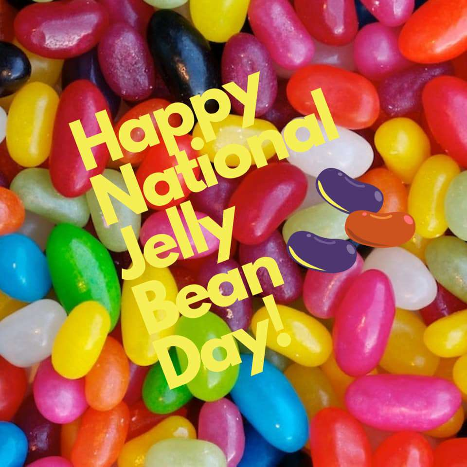National Jelly Bean Day Wishes