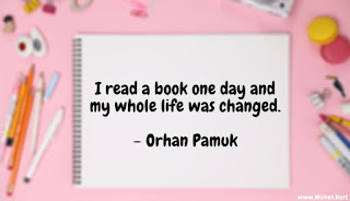 famous reading quote