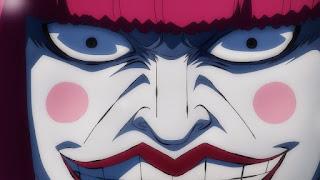ワンピースアニメ 993話 ワノ国編   ONE PIECE 黒炭カン十郎