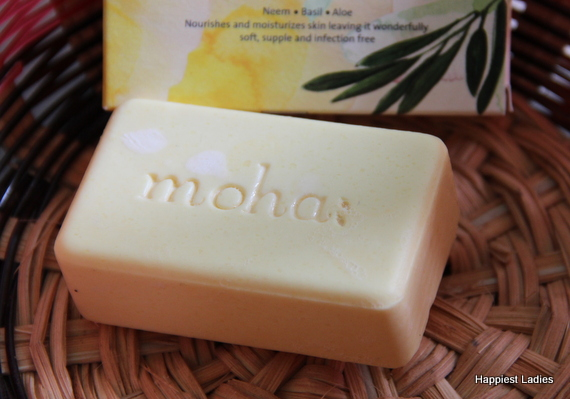 Moha herbal soap india