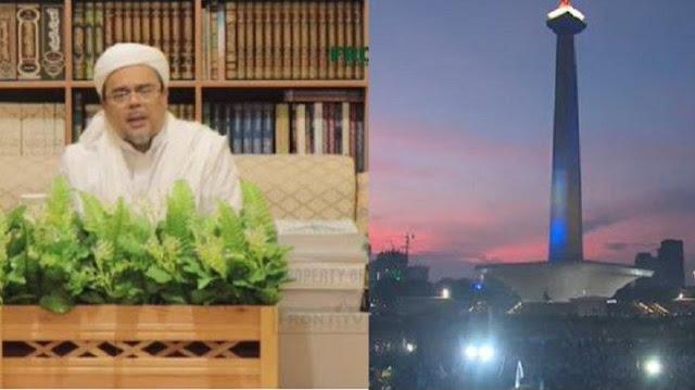 Habib Rizieq Singgung Mahfud MD dan Ketua BIN Terkait Pencekalannya