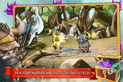 Tiny Gladiators MOD APK Unlimited Money