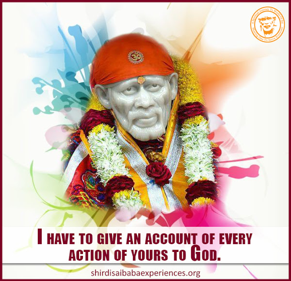 Baba Is Always True To His Words