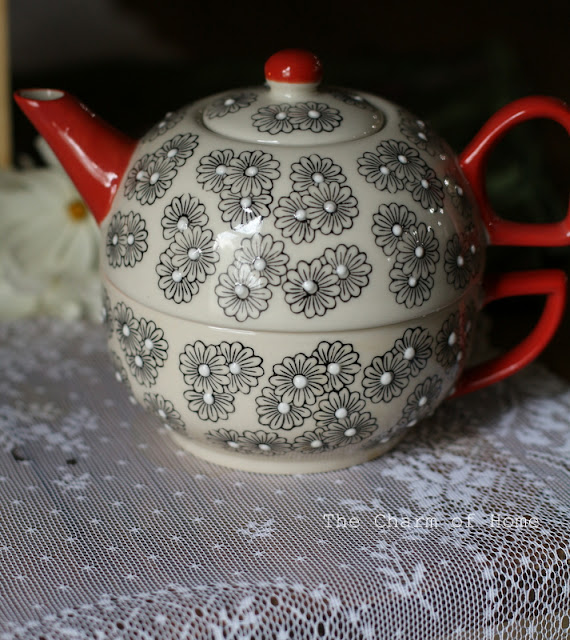 Bohemian Tea; The Charm of Home