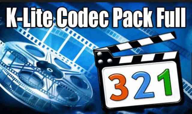 تحميل برنامج الكودك K-Lite Codec Pack Full 16.1.2 اخر اصدار للكمبيوتر