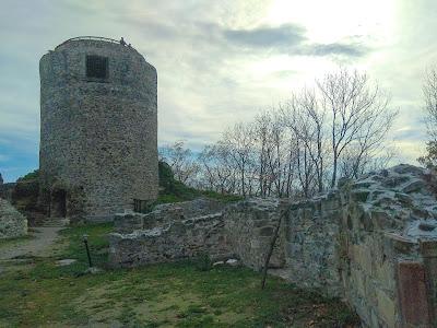 Wleń Zamek Lenno