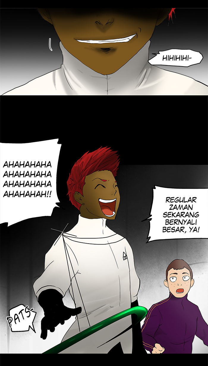 Tower of God Bahasa indonesia Chapter 38