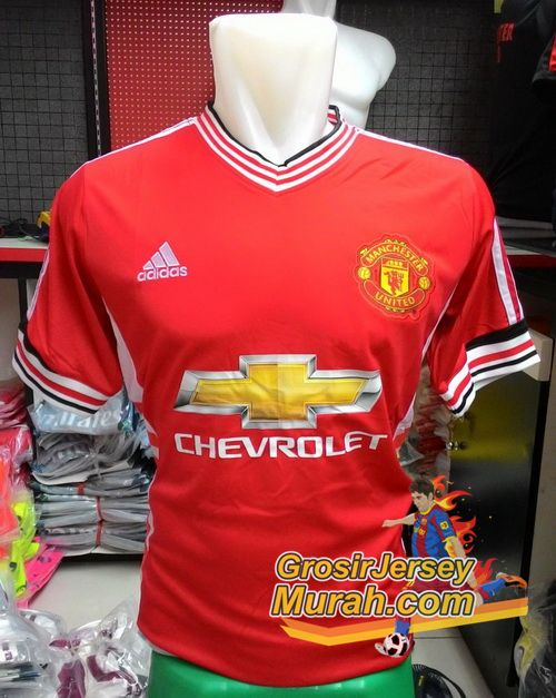 Jual Jersey Manchester United Home