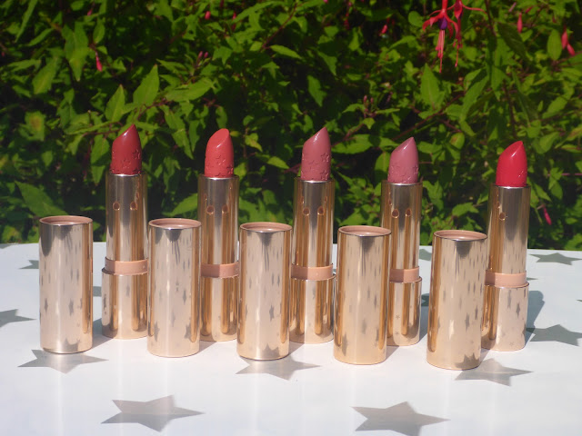 Colourpop Lux Lipstick Haul