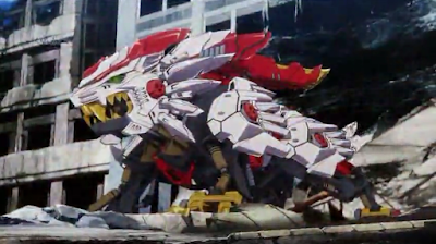 Zoids Wild Zero Episode 01 Subtitle Indonesia