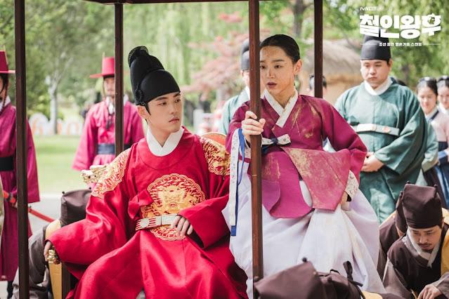 Kesan Pertama Drama Mr. Queen, drama Sageuk 2020