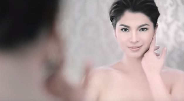 Angel Locsin's Throwback Advertisement For Mosbeau Philippines