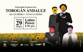 Concierto de Tobogán Andalúz en Colombia