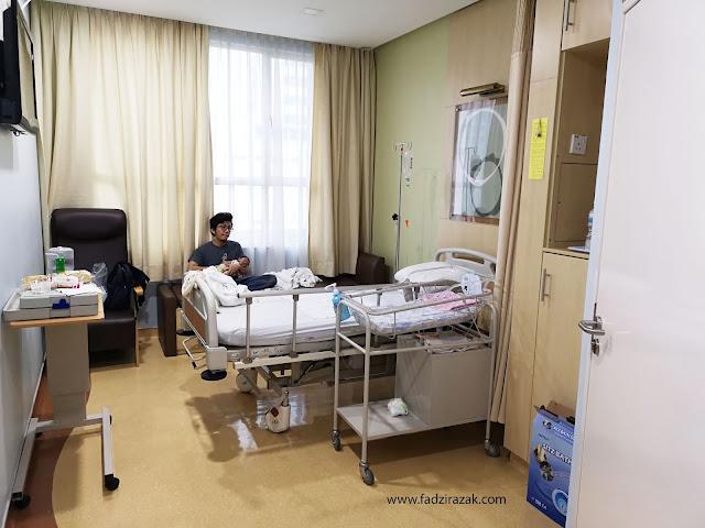 Bilik Wad Avisena Specialist Hospital