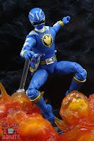 Power Rangers Lightning Collection Dino Thunder Blue Ranger 17