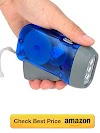 Hand Powered Torch: No Battery Required
