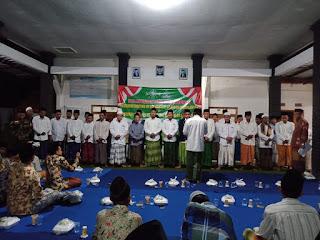 Pengukuhan PRNU, PR GP Ansor Desa Toket dan Karang Anyar Dipimpin Langsung Wakil Ketua PCNU Dan Pengurus GP Ansor Pamekasan.
